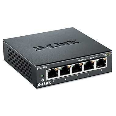 D-Link Gigabit Ethernet Switch