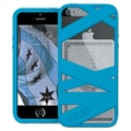 Loop LOOP3NBLU iPhone Mummy Case Neon Blue