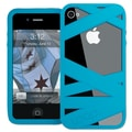 Loop LOOP2NBLU Mummy Case iPhone Neon Blue