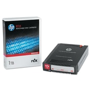 "HP 1 TB Black 2.5"" Hard Drive RDX Removable Disk Cart"
