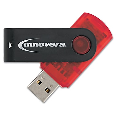 Innovera USB 2.0 64 Gb Flash Drive USB Flash Drive