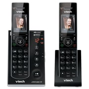 Vtech DECT 6.0 IS7121 2-Handset Video Doorbell Landline Telephone