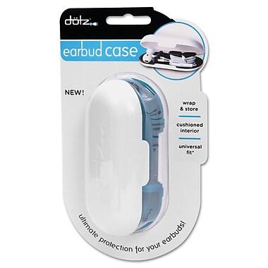 Dotz™ Hardshell Earbud Case, Blue