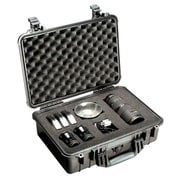 Pelican™ 1500 Hard Case With Foam, Silver