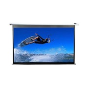Elite Screens® VMAX2 Series 166 Projection Screen, 16:9, White Casing