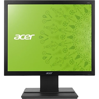 Acer® V196L 19in. LED Backlit LCD Monitor, Black
