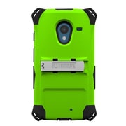 Tridentcase™ Kraken A.M.S. Polycarbonate Case For Motorola X, Green