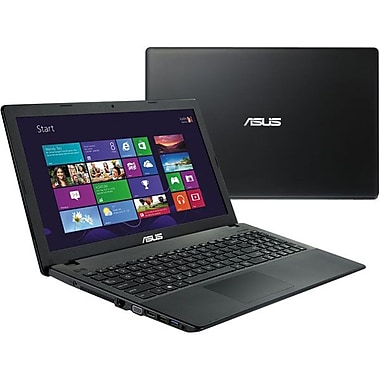 Asus® D550CA-BH21 15.6in. Notebook, Intel® Pentium Dual-Core 2117U 1.8 GHz