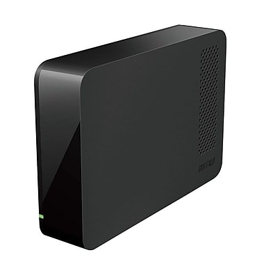 Buffalo™ DriveStation™ 4TB USB 3.0 External Desktop Hard Drive, Black