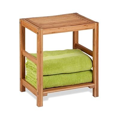 Honey Can Do® Bamboo Spa Bench