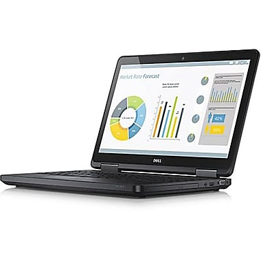 Dell Latitude E5540 - 15.6in. - Core i5 4300U - Windows 7 Pro 64-bit - 4 GB RAM - 500 GB Hybrid Drive