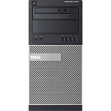 Dell™ Optiplex™ 3rd Gen Intel Core i7-3770 3.40GHz Mini Tower Desktop Computer