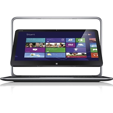 Dell™ XPS 12.5in. Ultrabook/Tablet, 256GB, Black