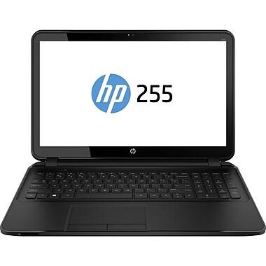HP 255 G2 - 15.6in. - A series A4-5000 - Windows 7 Pro 64-bit - 4 GB RAM - 500 GB HDD