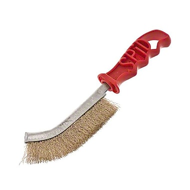 Browne 4203, 5in. Plastic Handled Broiler/Grill Brush