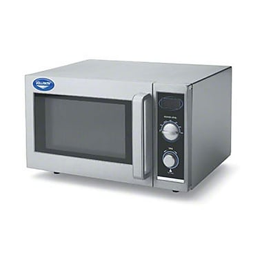Vollrath 40830, 1000 Watt Manual Microwave Oven