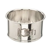 "Browne 74 6060, 7"" Polished Tin Spring Form Cake Pan"