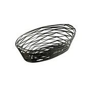 Tablecraft 9'' Oval Artisan Series Basket