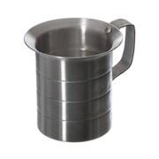 Browne ML10, 1 qt Aluminum Liquid Measuring Cup