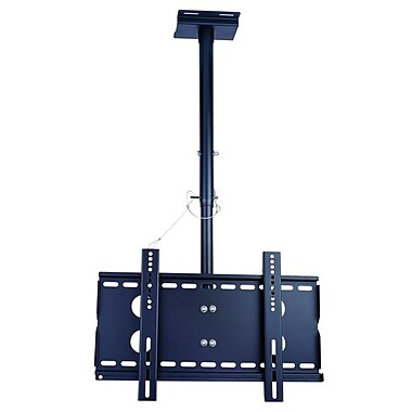 TygerClaw Tilting Flat-Panel TV Ceiling Mount, 23