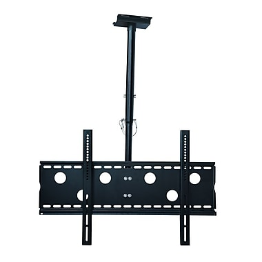 TygerClaw Tilting Flat-Panel TV Ceiling Mount, 32