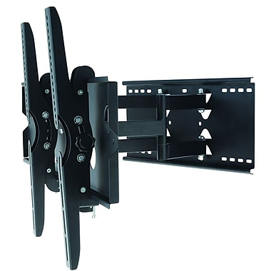 TygerClaw Tilt and Swivel Flat-Panel TV Wall Mount, 42