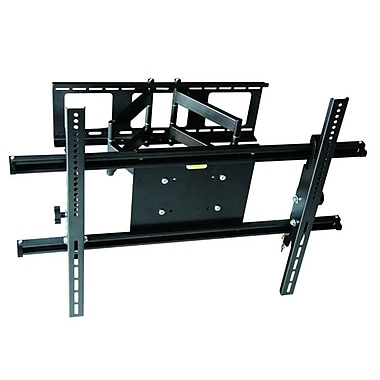 TygerClaw Tilt and Swivel Flat-Panel TV Wall Mount, 36