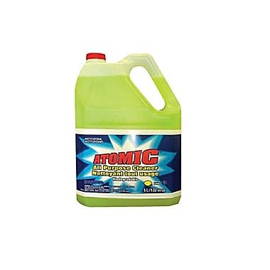 Avmor® Atomic All-Purpose Cleaner, 5 L, Lemon