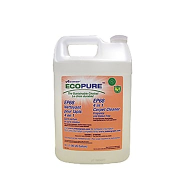 Avmor® 4-in-1 Carpet Cleaner, 4 L, 4/Case