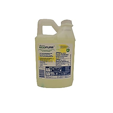 Avmor® Av-mixx Disinfectant Hydrogen Peroxide Solution, 1.8 L, Lemon Yellow