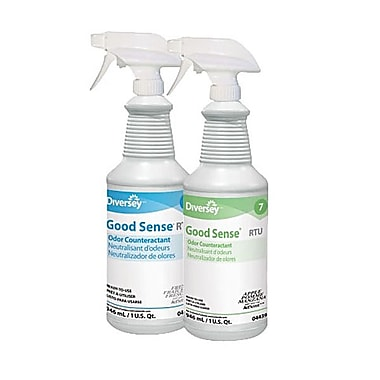 Diversey™ Good Sense® 946 mL RTU Odour Counteractant, Apple