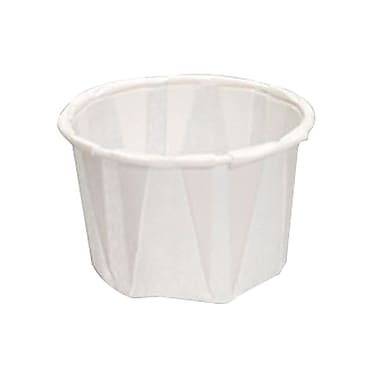 Genpak Regular Paper Portion Cup, 1.25 oz.