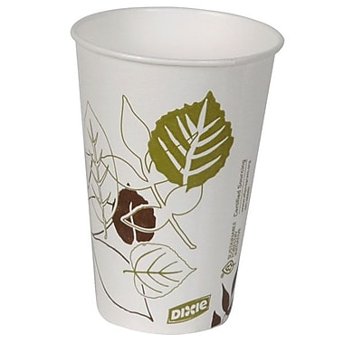 Dixie® Poly Paper Cold Cups, 12 oz.