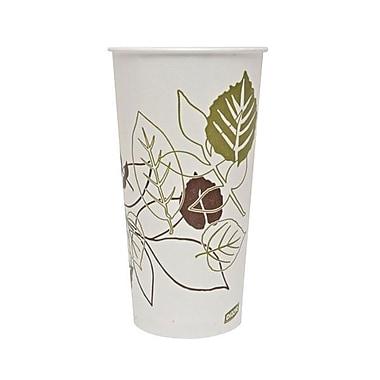 DixieMD – Gobelets à boisson froide en papier poly, 21 oz