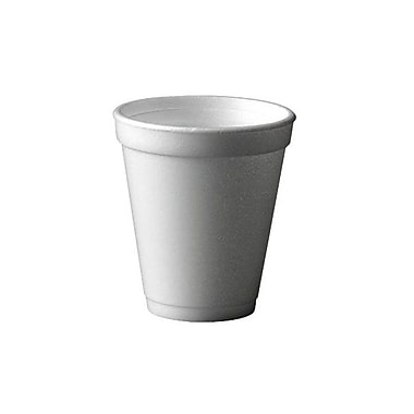Dixie® Foam Cups, 6 oz.