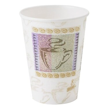 Dixie® PerfecTouch® Insulated Paper Hot Cup