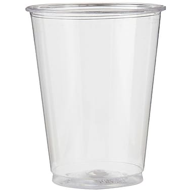 Dixie® Plastic Cup, 7 oz., Clear