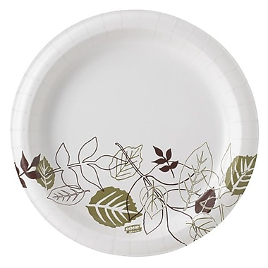 Dixie® Ultra® Heavy Weight Paper Plates, 8.5