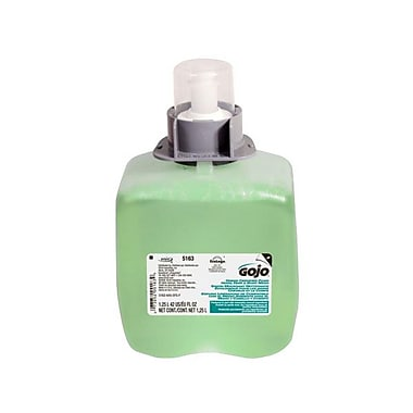 GOJO® Luxury Foam Hair and Body Wash With FMX™ Refill, 1.25 L