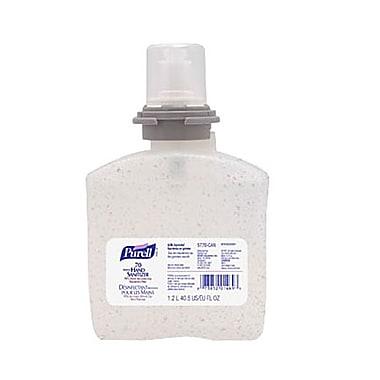 GOJOMD PurellMD – Désinfectant pour les mains TFX, 1,2 L, 4/carton
