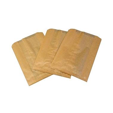 Hospital Specialty – Sacs cirés pour serviettes hygiéniques usagées 5,75 x 8,25 x 12 (po), bte/500