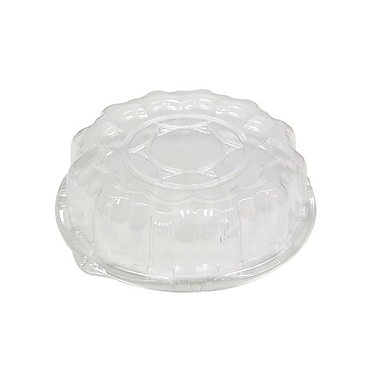 Pactiv Dome Lid For Caterware, Clear