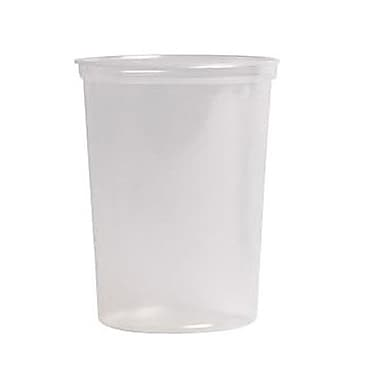 Plastipak High Density Polyethylene Container, 32 oz.
