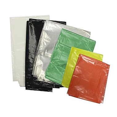 Polyethics - Sacs à ordures Pur Value 35 po x 50 po oxo-biodégradables, noirs, robustes, bte/125