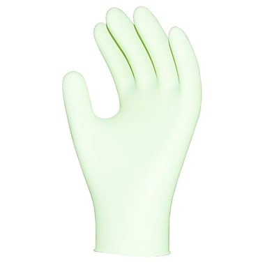 Ronco – Gants d'examen en latex SilktexMD non poudrés, brun clair, grand