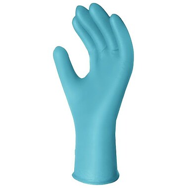 Ronco Blurite XPL Nitrile Powder-Free Examination Gloves, Blue, Medium
