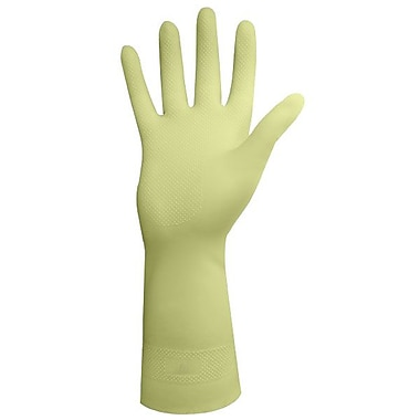 Ronco Canners Unlined Latex Gloves, Natural, XL