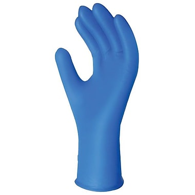 Ronco Silktex® XPL Latex Powder-Free Examination Gloves, Blue, Large