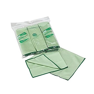 WYPALL Microfiber Cloth With Microban Protection, Green