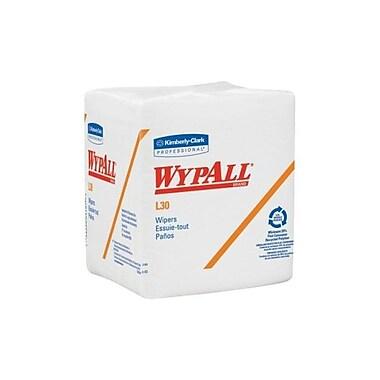 WYPALL – Essuie-tout L30, 12,5 x 13 po, blanc